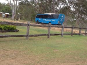 Fraser Island Tour Bus
